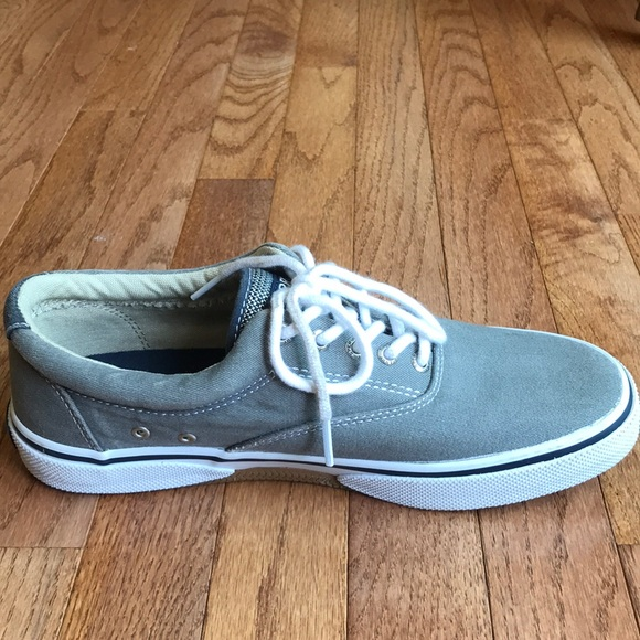 Sperry Shoes   Canvas Topsiders   Poshmark